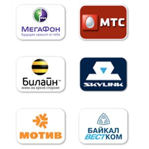 Операторы сотовой связи Ядрино