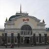 Железнодорожные вокзалы в Ядрино