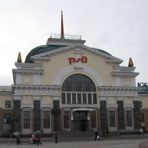 Железнодорожные вокзалы Ядрино